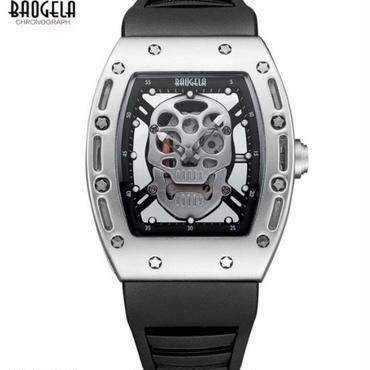 Baogela スカル  腕時計 ドクロ