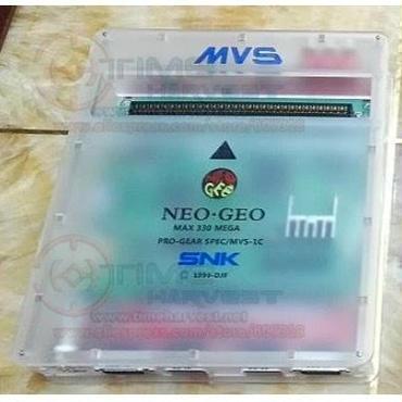 neogeo(ネオジオ)mvs unibios搭載ゲーム機本体