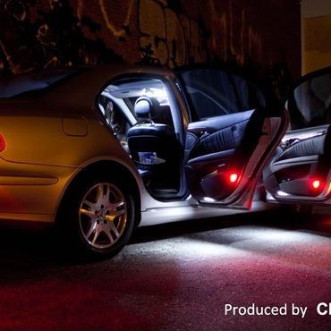 Mercedes-Benz E class 室内灯LED W210 Sedan E300 E420 E320 E430 (95-02)