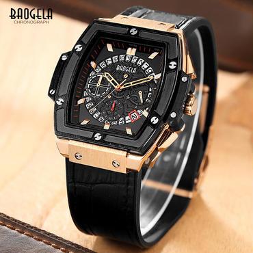 Baogela クロノグラフ 腕時計 ウブロが好きな方へ