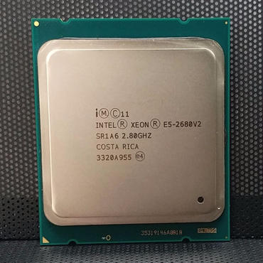 Intel インテルxeon e5 2680 v2 SR1A6 cpuプロセッサ10コア2.80 ghz