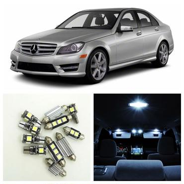 Mercedes Benz C-Class 室内LED灯