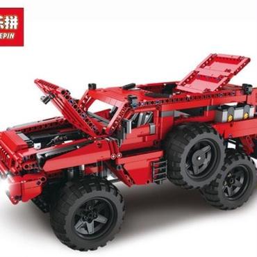 Marauder(マローダー)風カスタムブロック戦車 装甲車 レゴ互換国内未発売