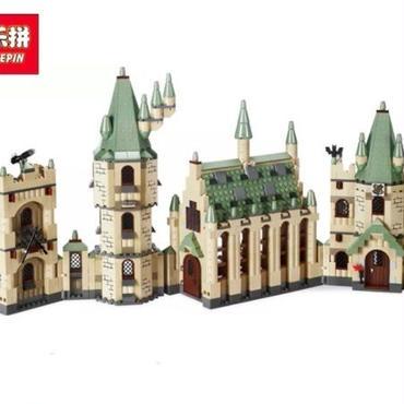 レゴ互換 ハリーポッターホグワーツ城風