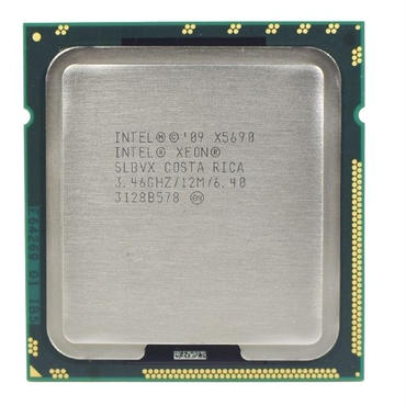 Intel Xeon X5690 3.46GHz 6.4GT/s 12MB 6 Core 1333MHz SLBVX