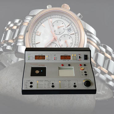 クォーツ時計 測定器 テスター タイミング マシン 多機能