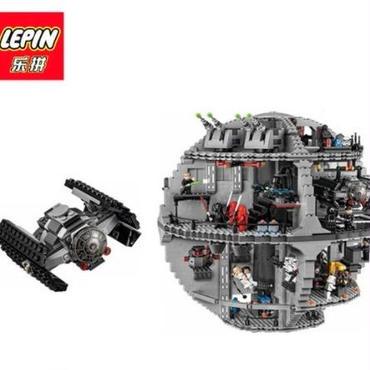 lepin 05035 スターウォーズ デススター 10188風
