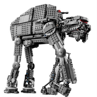 レゴ(LEGO)互換  ファースト・オーダー ヘビー・アサルト・ウォーカー75189風 最後のジェダイ