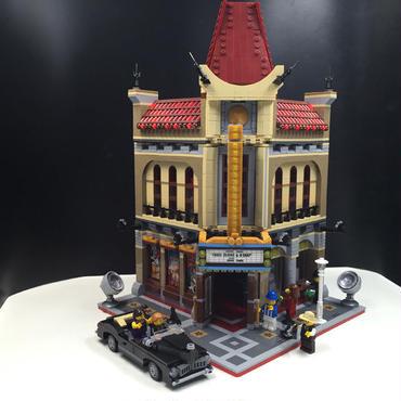 le[in 15006 レゴ (LEGO)互換 クリエイター・パレスシネマ 10232風