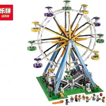 15012 レゴ ( LEGO ) 風  観覧車 クリエイター フェリス フィール 10247 ( LEPIN )