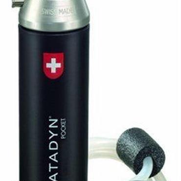 KATADYN(カタダイン) 携帯浄水器 Pocket Micro Filter ポケットマイクロフィルタ
