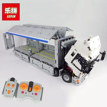 LEGO互換 MOC ウイングボディトラック リモコン ブロック 23008
