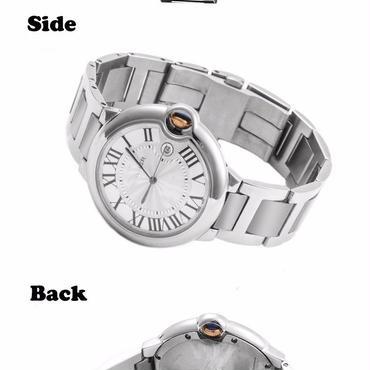 カルティエ Cartier 腕時計 ベルト ステンレス 取付幅 カルティエ パシャC