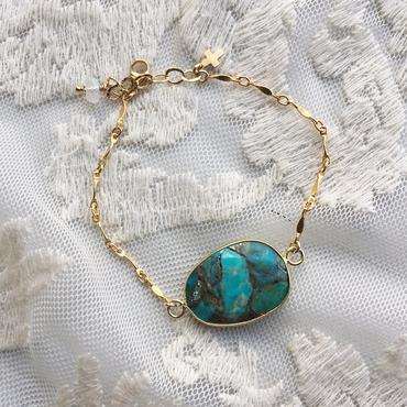 Mix turquoise bracelet