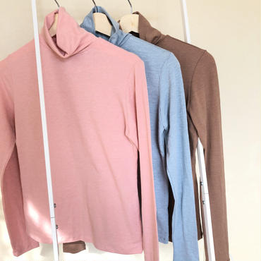 daily turtle neck / 3color
