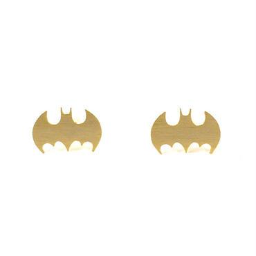 バットマンモチーフピアス
