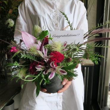 Seasonal arrangement / M-1