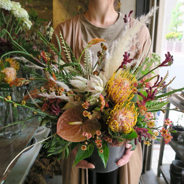 Seasonal arrangement / 秋色M-1