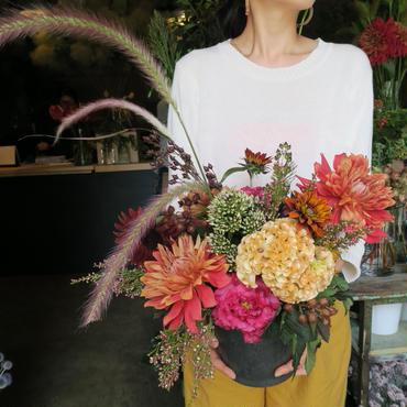 Seasonal arrangement S-3