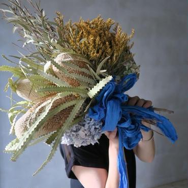 ドライフラワー・ブーケ / Dryflower bouquet 03