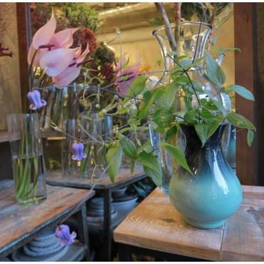 Antique flower vase  / GER-013