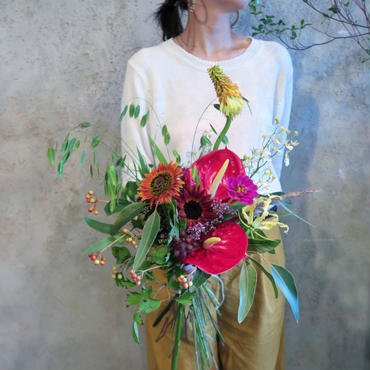 季節の花束 / Seasonal flowers