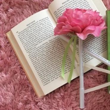MARBLE & Co. お花のボールペン ラナンキュラス  [rose pink]