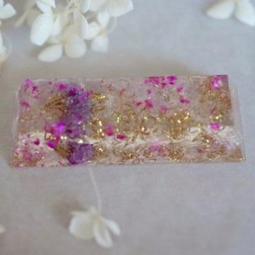 himmel オルゴナイト chocolat  [light pink(ローズクォーツ)]