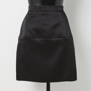 ショートスカート(ブラック)