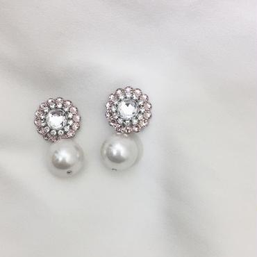 Macboothi petit pearl / vintage rose