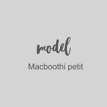 model / Macboothi petit series 1