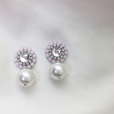 Macboothi petit pearl / rose alabaster