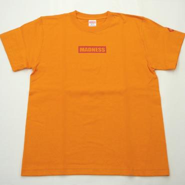WEB SHOP限定!MADNESSオリジナルTシャツ オレンジ