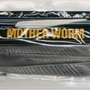 新色!!WEB限定!マザーワーム 8インチ 銀粉シルバー