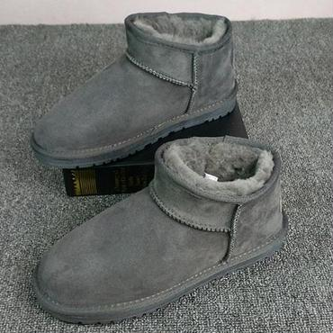 【先行販売】short type.Mouton boots