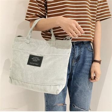 Corduroy BIG 2way Bag
