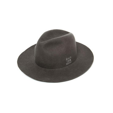 WIDE BRIM HAT(L.GREY)