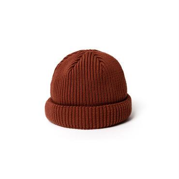 SHORT LENGTH WATCH CAP(COCOA)