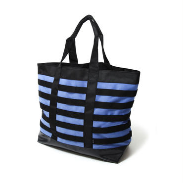 MIL TOTE v3 BMW Suede edition (ROYAL)