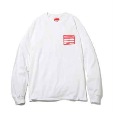 SECURITY CHECKED LS TEE