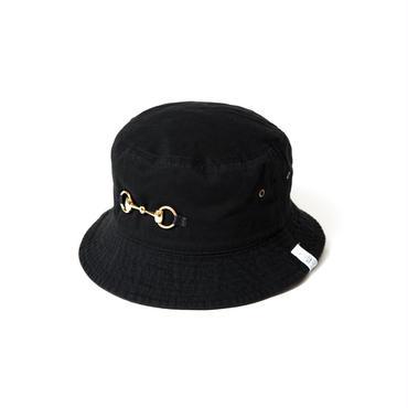 BIT BUCKET HAT (BLACK)