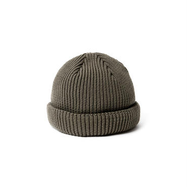SHORT LENGTH WATCH CAP(OLIVE)