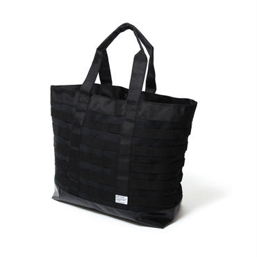 MIL TOTE v3 BMW Suede edition (BLACK)