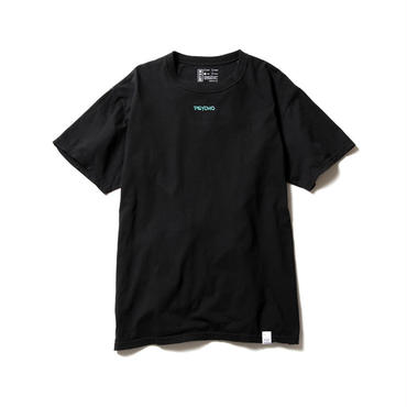 OG LOGO TEE (BLACK/EMERALD)