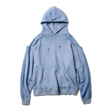 PIGMENT WASHED HOODIE