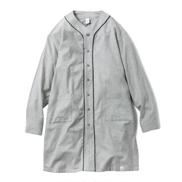 BB GOWN SHIRT(L.GREY)
