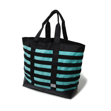 MIL TOTE v3 BMW Suede edition (TIFFANY)