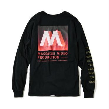 MASSACRE VIDEO PRODUCTION LS Tee