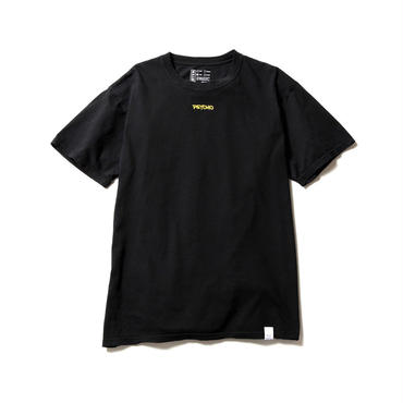OG LOGO TEE (BLACK/YELLOW)
