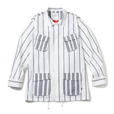 STRIPES BDU SHIRT